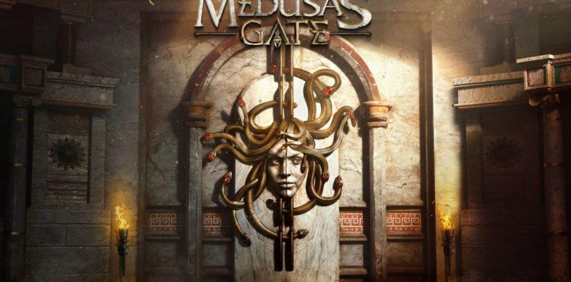 Beyond Medusa's Gate – der neue VR-Escape Room von Ubisoft