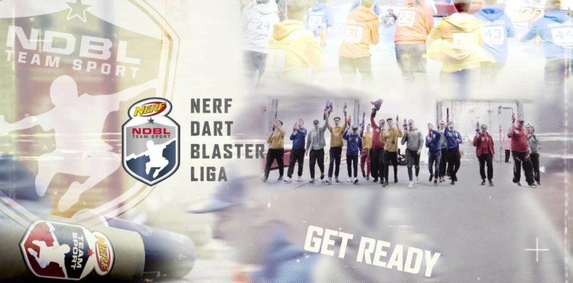 NERF Dart Blaster Liga 2019 – NERF Fortnite-Blaster Gewinnspiel