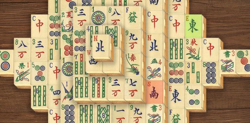 2 verschiedene Arten von Mahjong