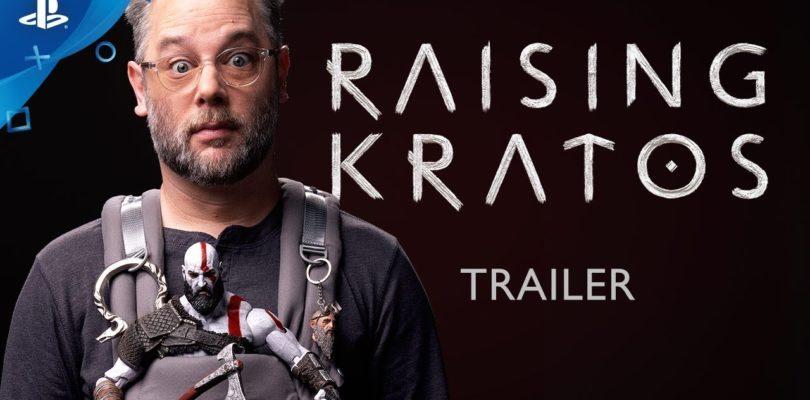 "God of War Doku ""Raising Kratos"" erscheint diese Woche"