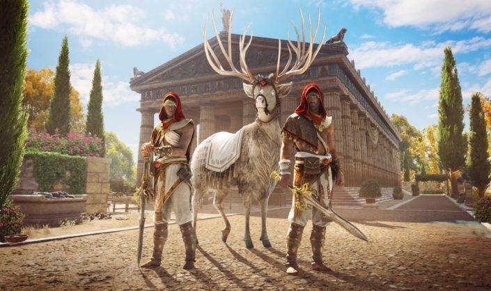 Assassins Creed Odyssey Juni update
