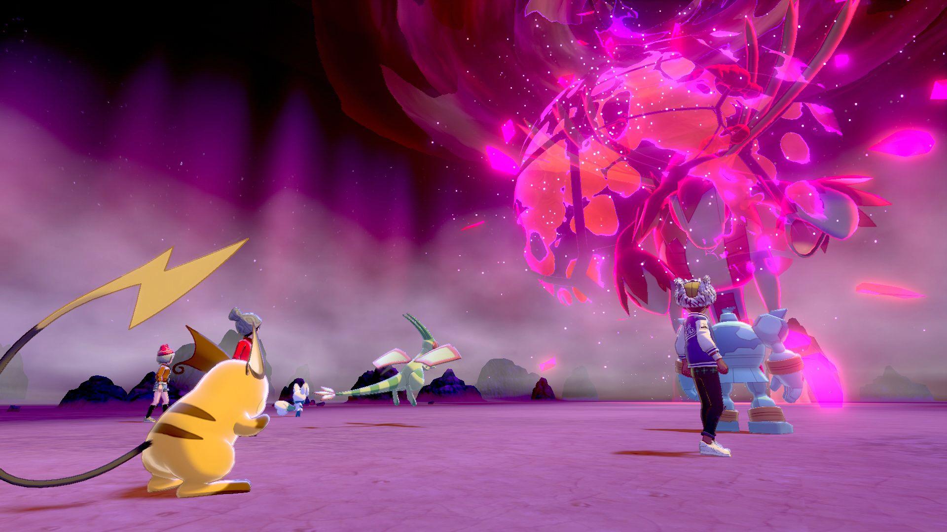 Neue Details Zu Pokemon Schwert Und Schild Gamers De