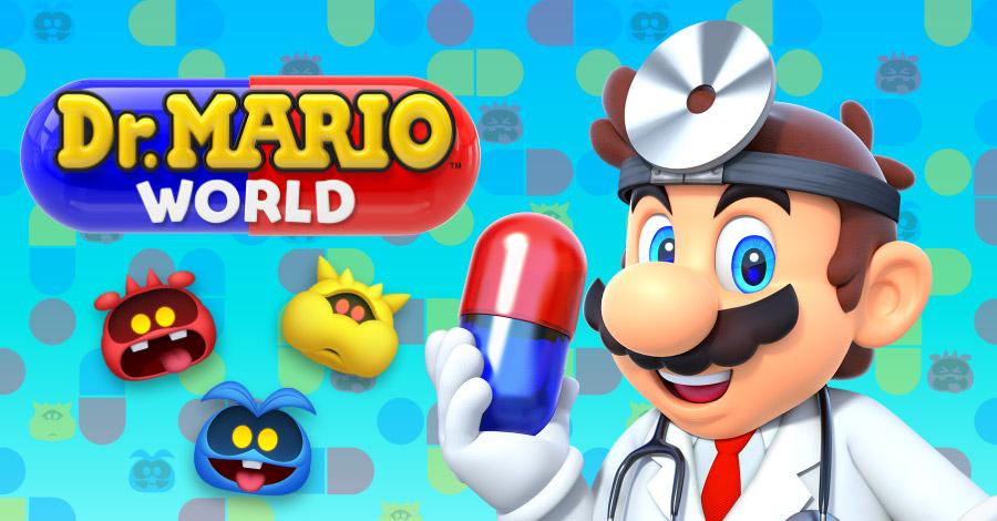 Dr. Mario World