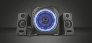 GXT 688 Torro Illuminated 2.1 Speaker Set