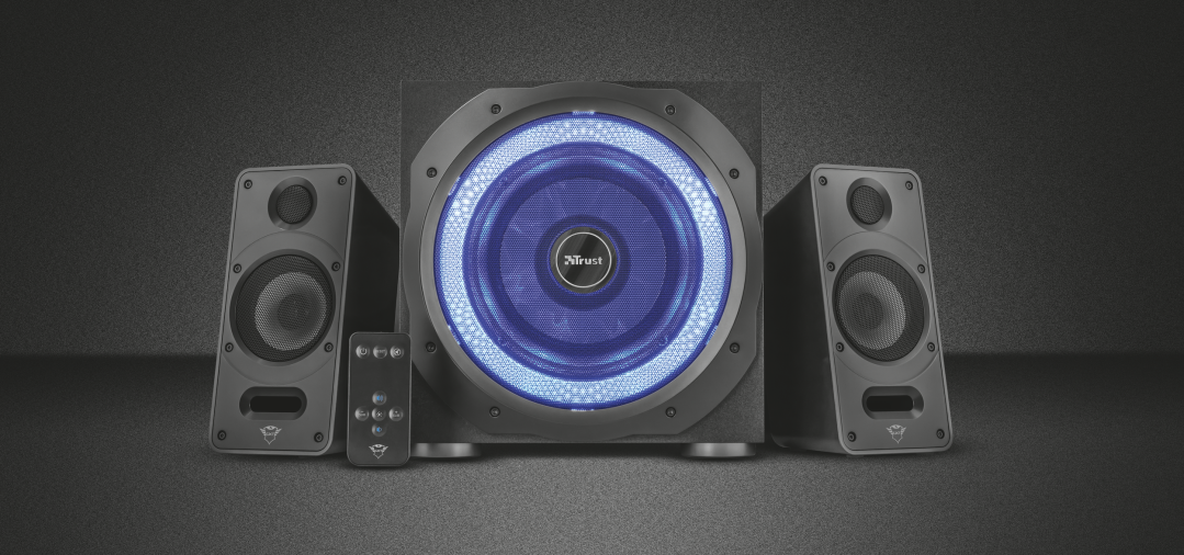 GXT 688 Torro Illuminated 2.1 Speaker Set