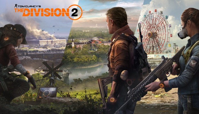 The Division 2 Episode 1