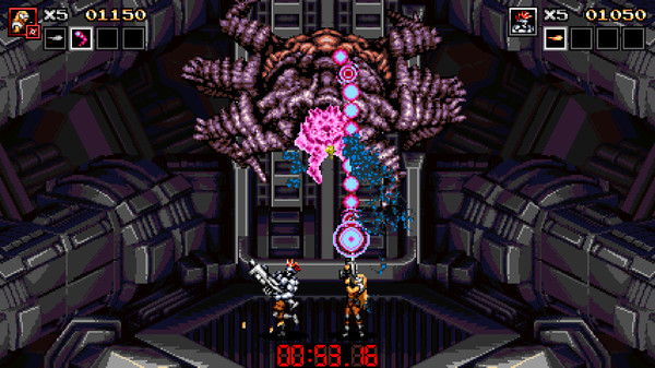 Blazing Chrom Screenshot