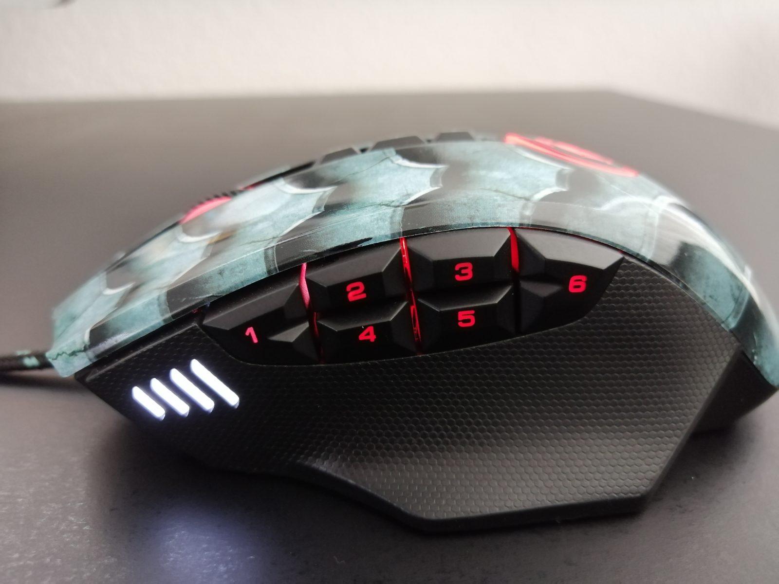 Sharkoon Drakonia 2 Gaming Maus