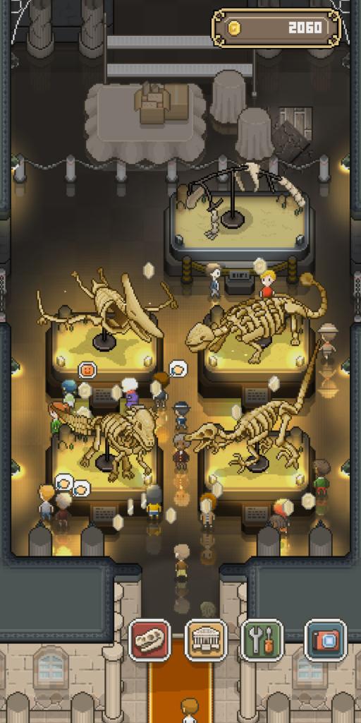 TAP! DIG! MY MUSEUM!