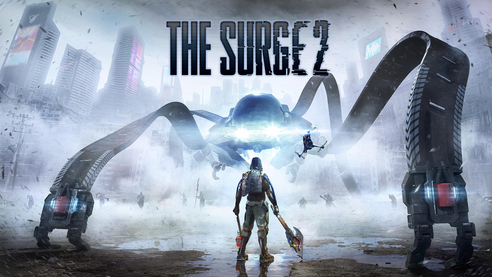 The Surge 2 Trailer
