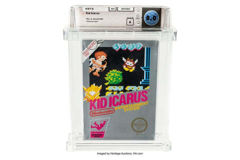 Kid Icarus - Foto: Heritage Auctions, HA.com