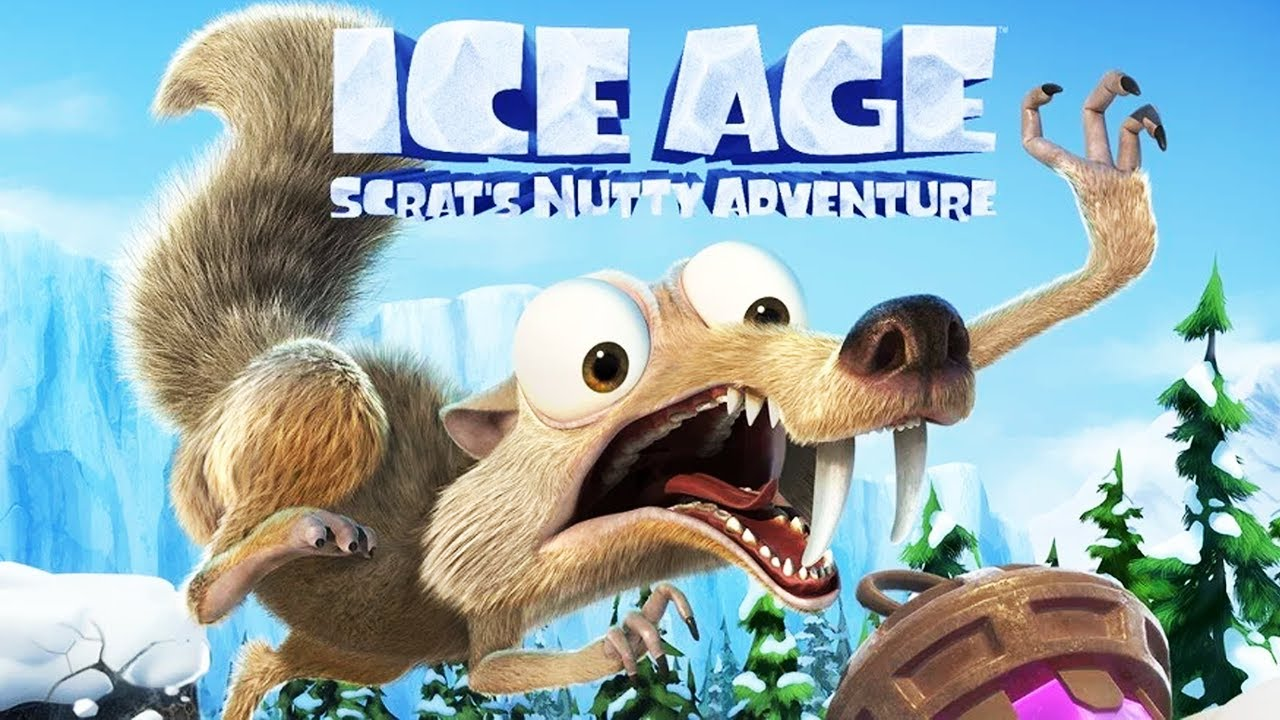 Scrat's Nutty Adventure