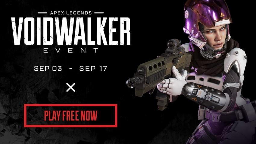 Apex Legends Voidwalker