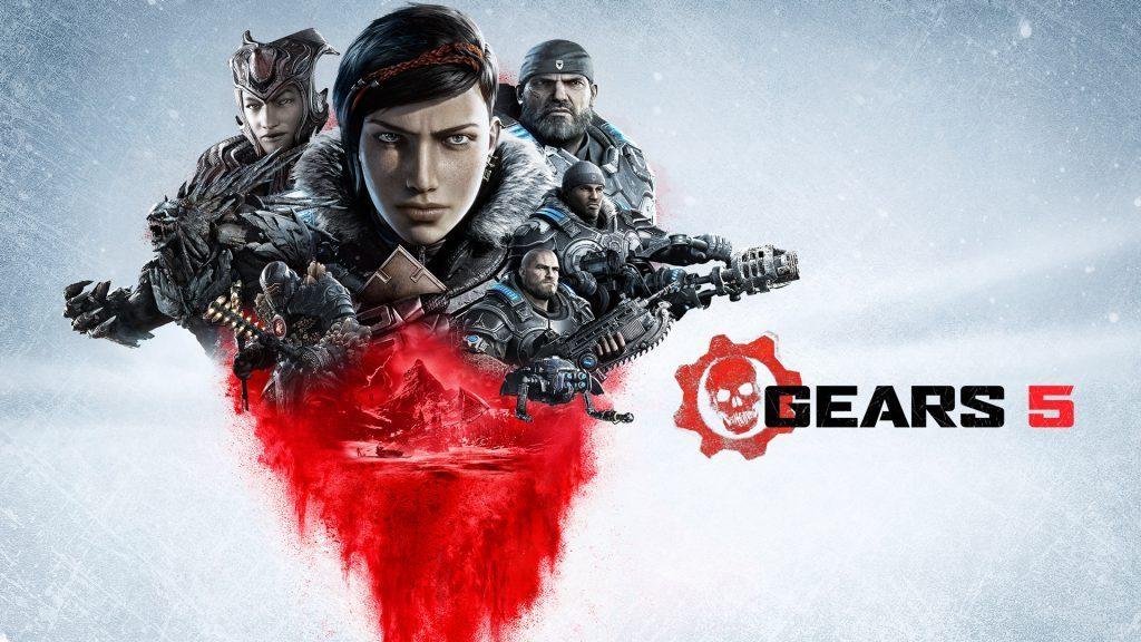 Gears 5 verfügbar