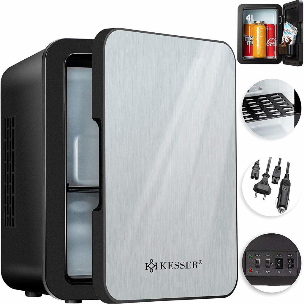 Kesser 2in1 Mini Kühlschrank 4 Liter