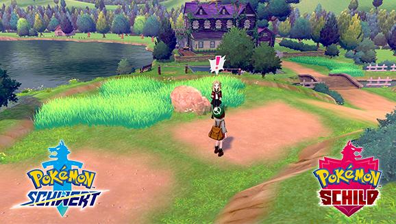 Pokémon Schwert & Schild Abonnement