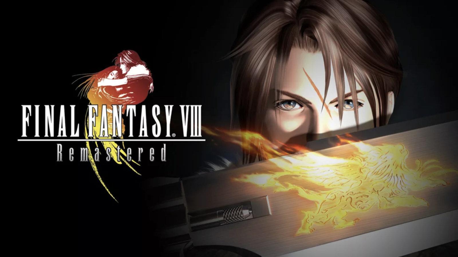 Inside Final Fantasy VIII Remastered
