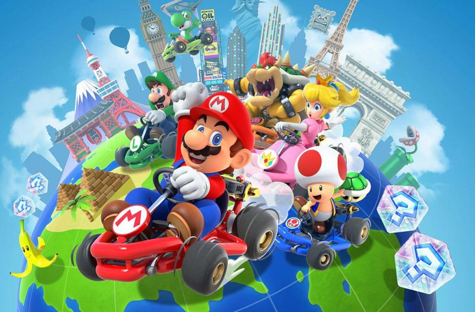 Mario Kart Tour Erfolg