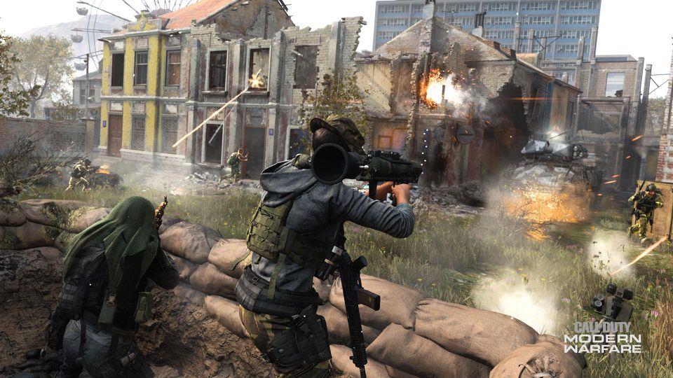 Call of Duty: Modern Warfare Leak