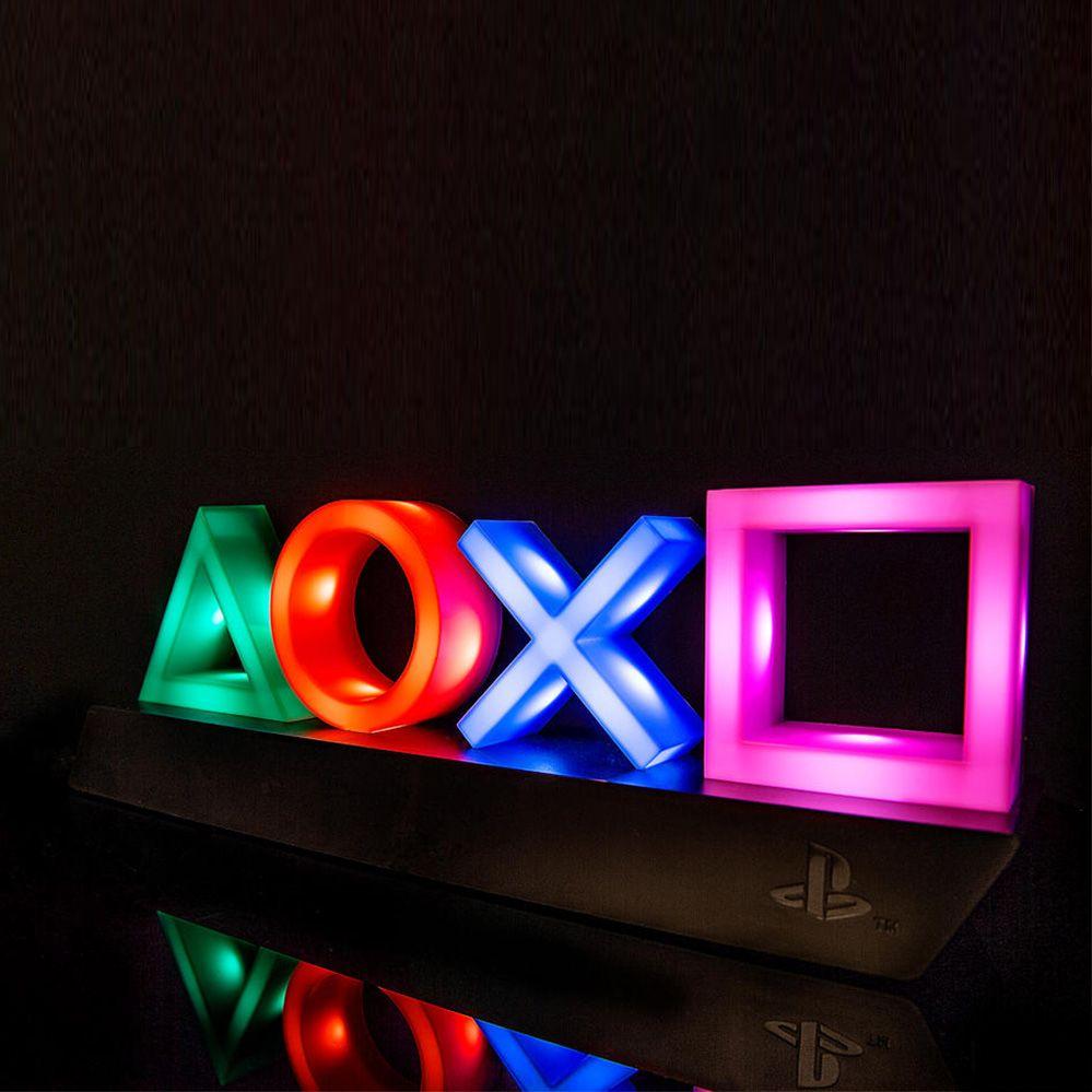 Playstation Icons Tischleuchte Bestseller