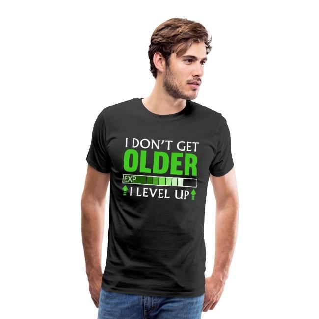 Level Up - Gamer Shirt
