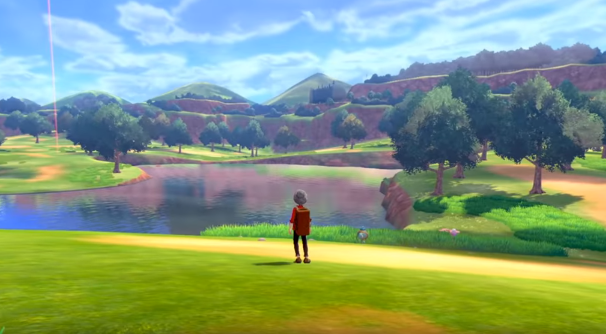 Pokémon Schwert und Schild Trailer