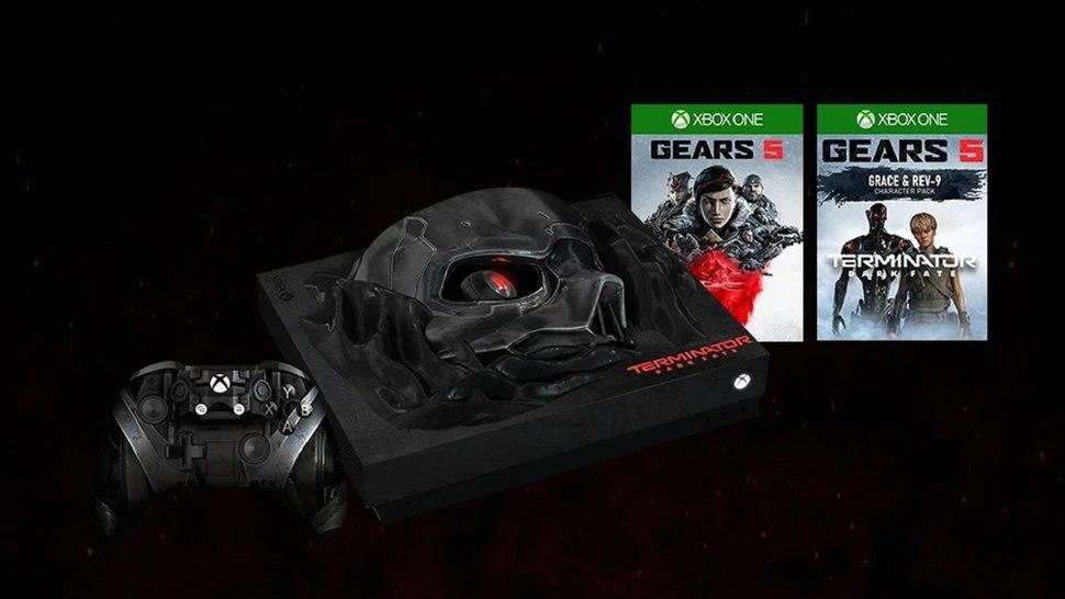 XBox One Terminator