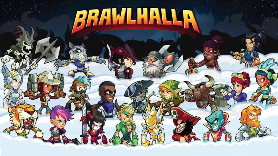 Brawlhalla