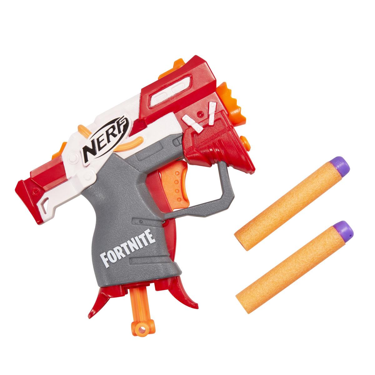 NERF Fortnite MicroShots