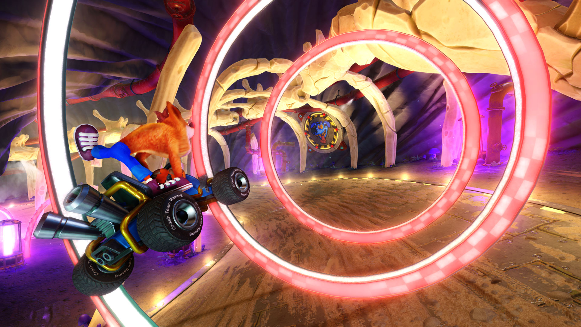 Crash Team Racing Update