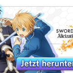 Sword Art Online Alicization Rising Steel