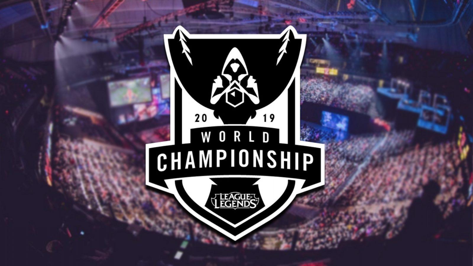 League of Legends World 2019