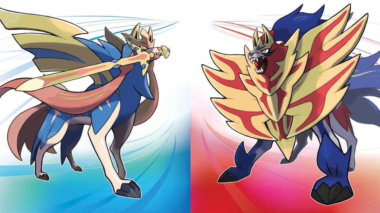 Pokémon Schwert und Schild veröffentlicht