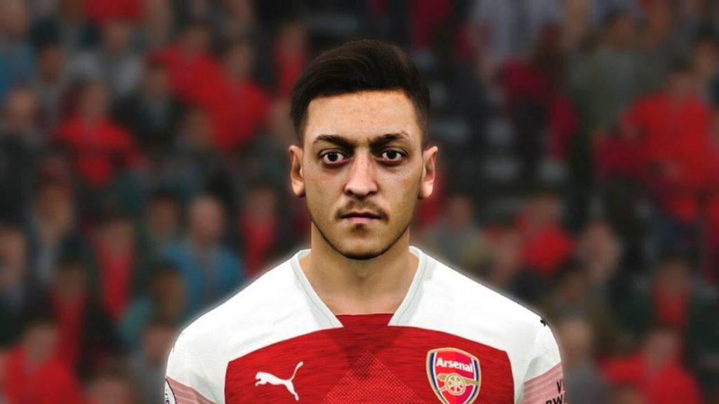PES 2020 Özil