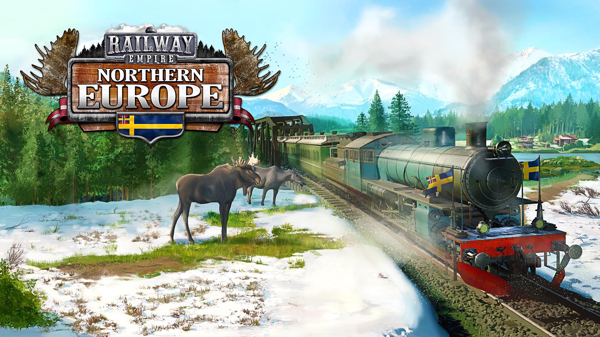 Railway Empire: Northern Europe DLC