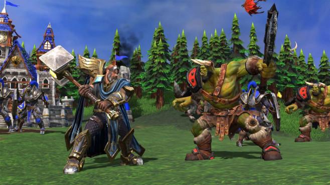 Warcraft 3: Reforged verschoben
