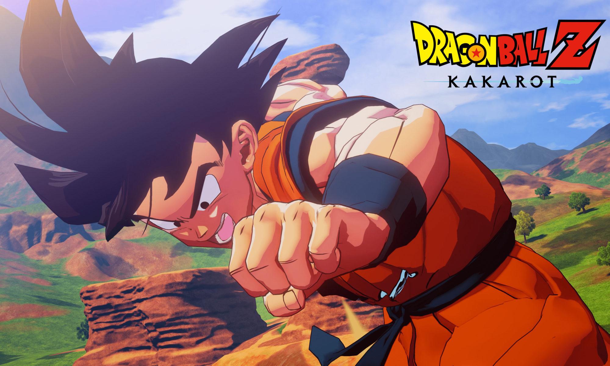 Dragon Ball Z Kakarot trailer