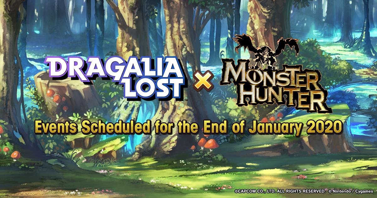 Monster Hunter Dragalia Lost