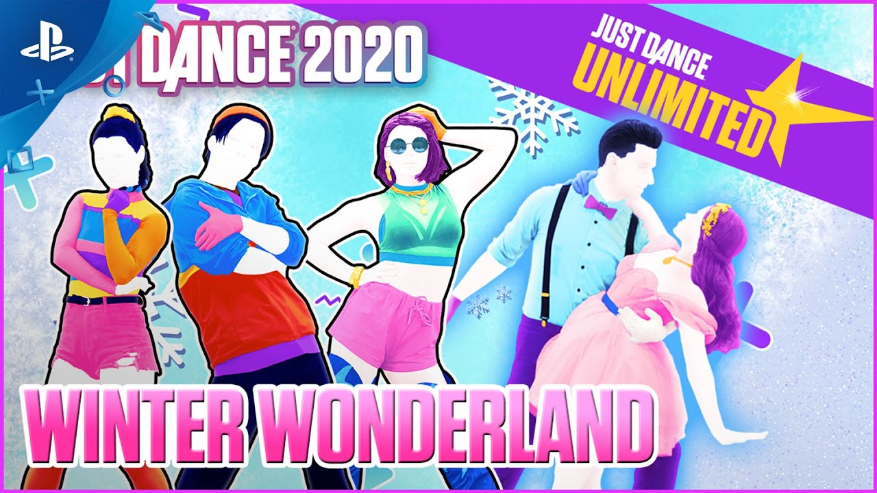 Just dance 2020 winter gala