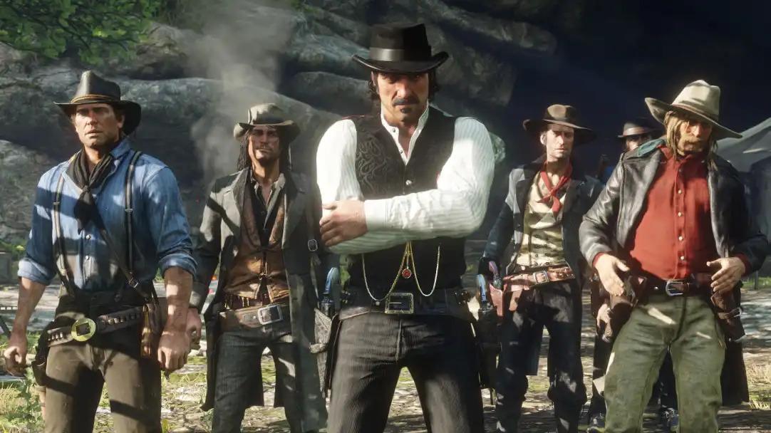 Red Dead Redemption 2 exklusiv