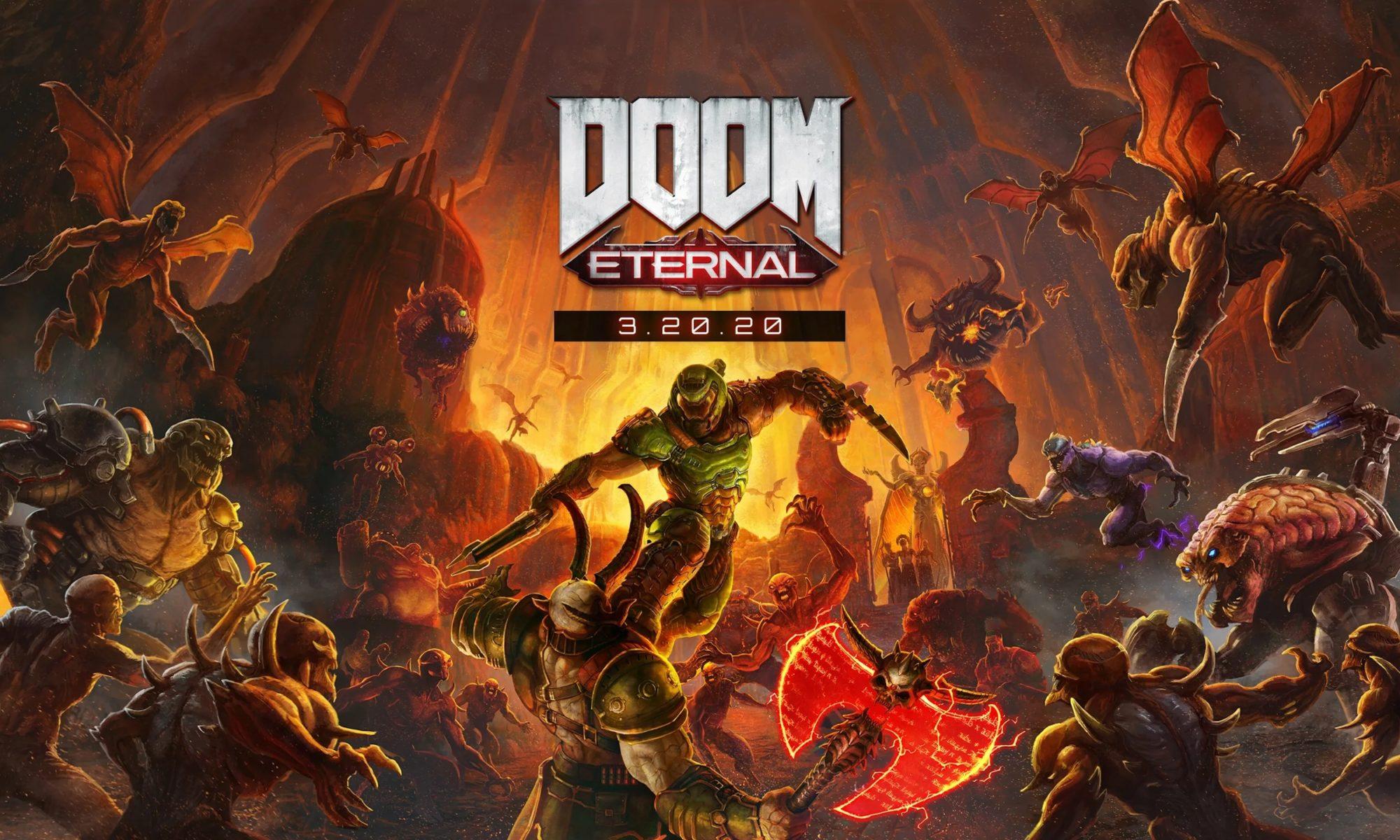 Doom Eternal, Slayer