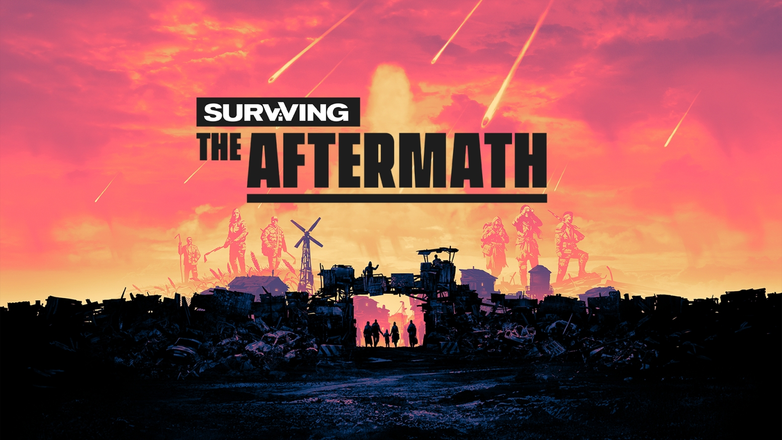 Surviving the Aftermath Update
