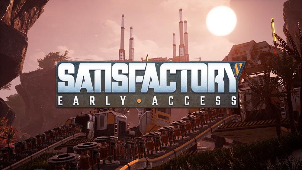 Satisfactory Update 3