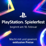 Playstation Spielerfest