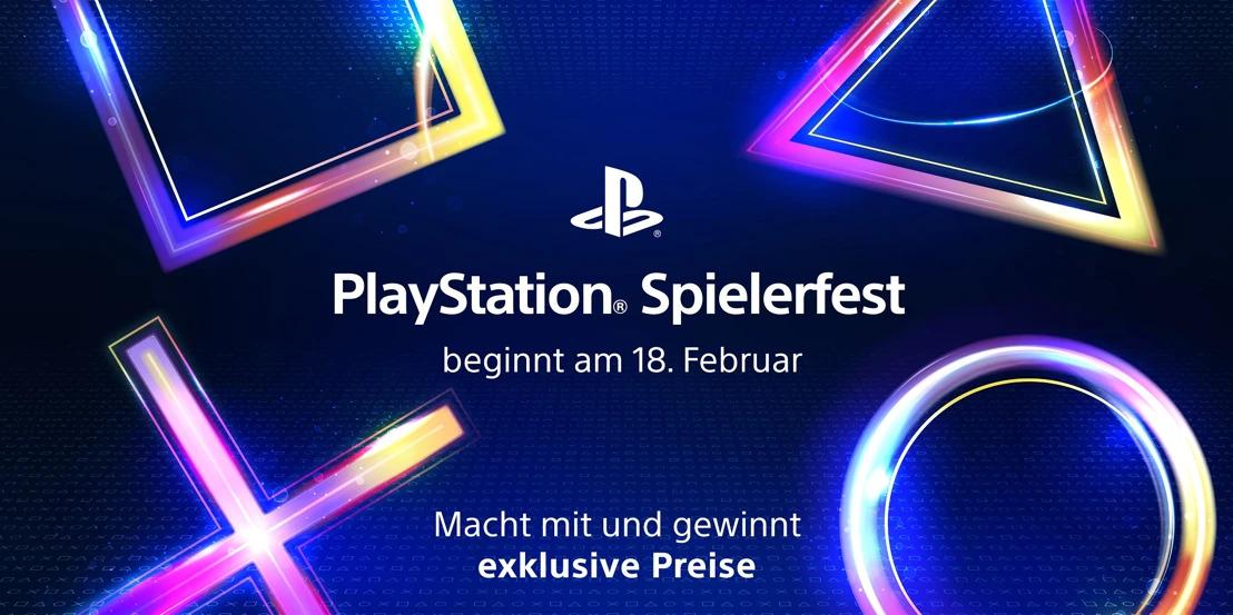 Playstation Spielerfest