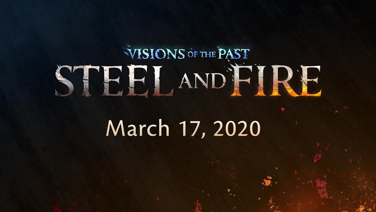 Visionen der Vergangenheit: Stahl und Feuer