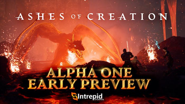Ashes of Creation Alpha One Preview Event