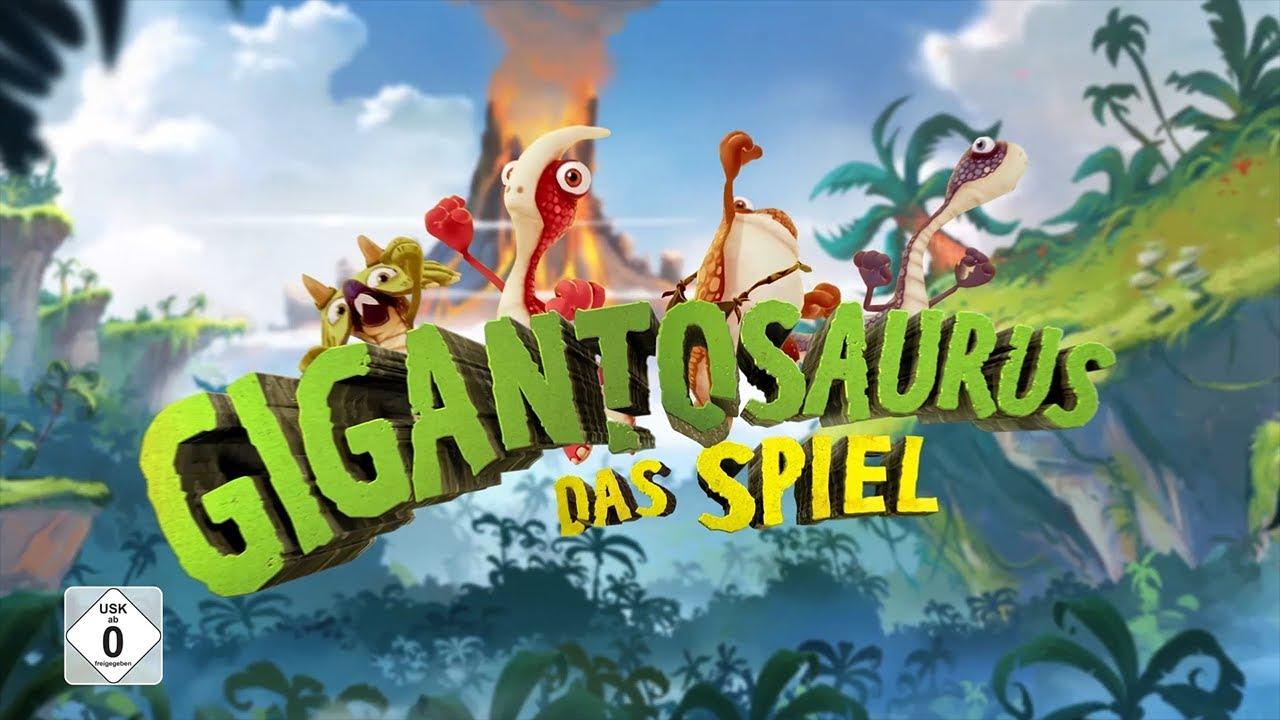 Gigantosaurus: Das Spiel