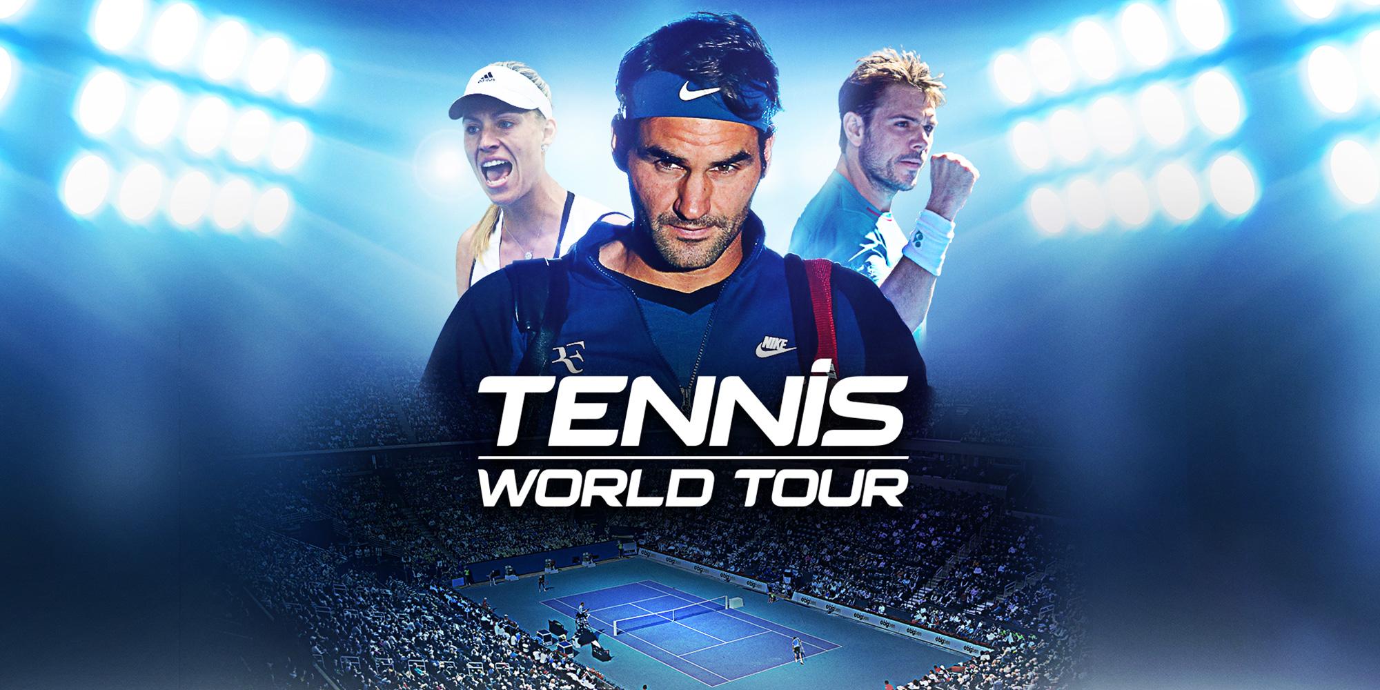 Tennis World Tour - Mutua Madrid Open