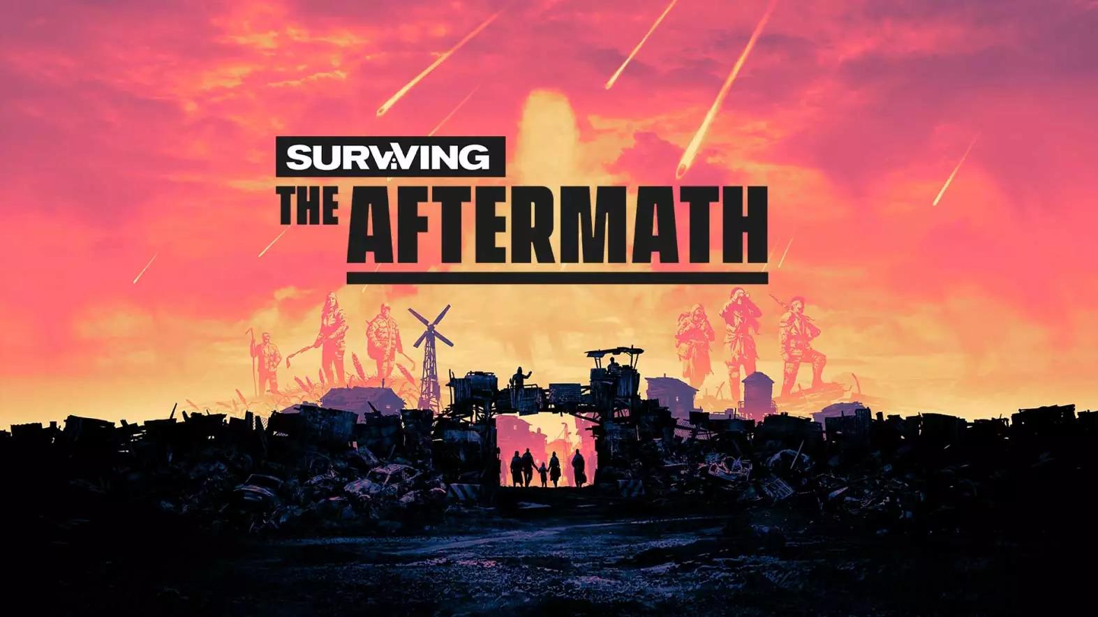 Surviving the Aftermath: Hostile World